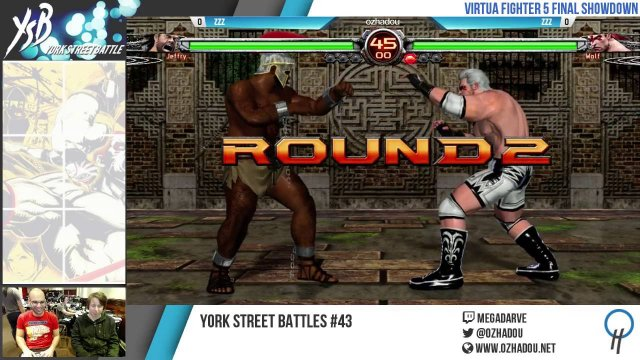 YSB#43 Virtua Fighter 5 Final Showdown: Victory Road VI