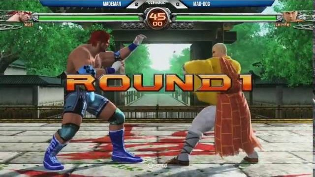 Mademan (WO) vs MAD-DOG (LE) - OHN14 VF5FS Group B Loser Final