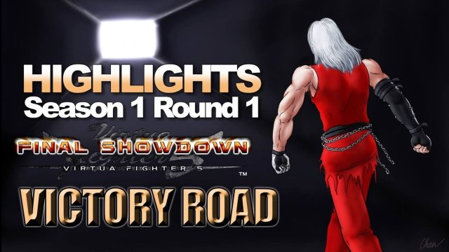 VF5FS Victory Road Highlights (S01R01)