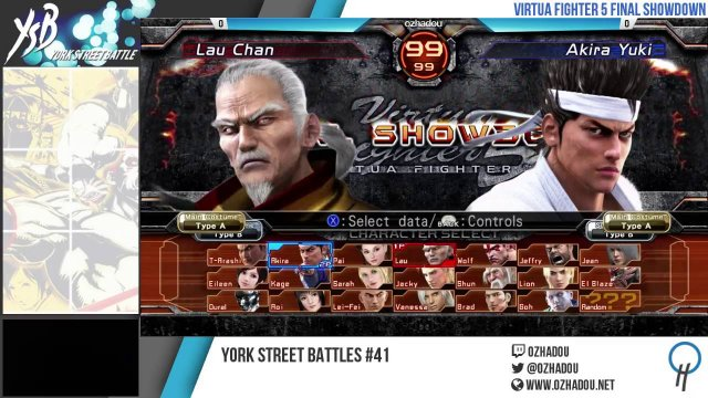 YSB#41 Virtua Fighter 5 Final Showdown: Victory Road IV