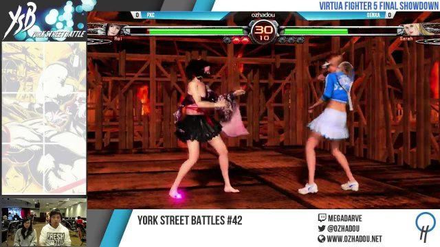 YSB#42 Virtua Fighter 5 Final Showdown: Victory Road V