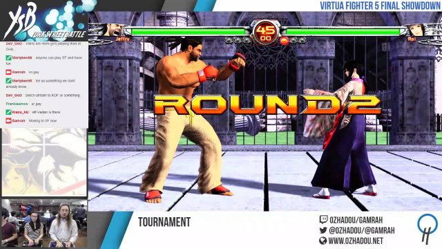 YSB#45 - Virtua Fighter 5: Final Showdown
