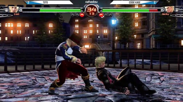 Virtua Fighter 5 Final Showdown Top 8 - York Street Battles #51