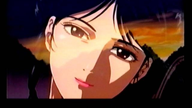 Virtua Fighter 90's Anime CD's Animation