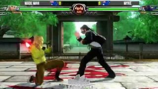 Virtua Fighter Casuals - Battle Kat Bunker (05.09.18)