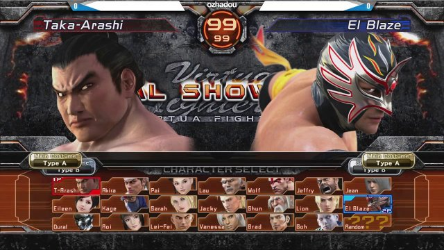Virtua Fighter 5 Final Showdown - York Street Battles #64
