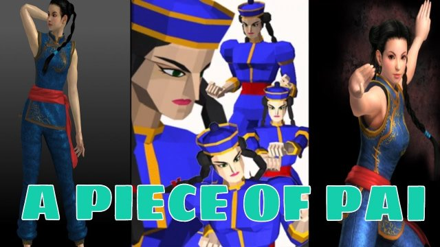 Virtua Fighter 5 Final Showdown A piece of PAI