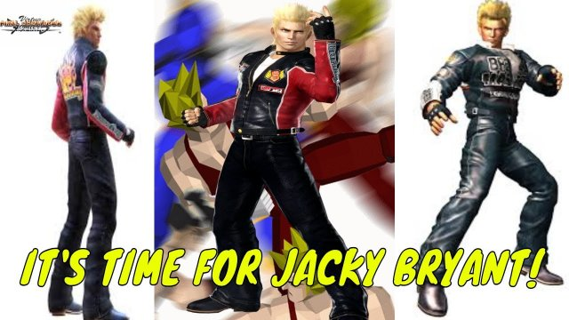 VIRTUA FIGHTER 5: FINAL SHOWDOWN-  IT'S FOR JACKY BRYANT!