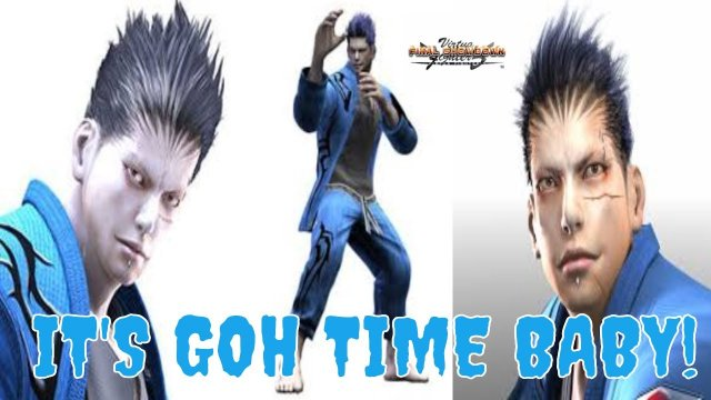Virtua Fighter 5: Final Showdown- IT'S GOH TIME BABY! (Goh Hinogami Combo Presentation) (Xbox Live)