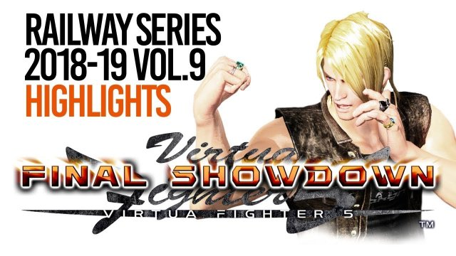 VF5FS Railway Series Vol 9 Highlights