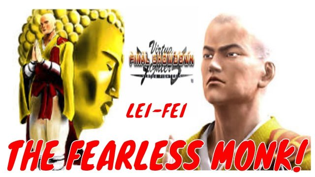 Virtua Fighter 5: Final Showdown- Lei-Fei the fearless Monk! (Xbox Live)