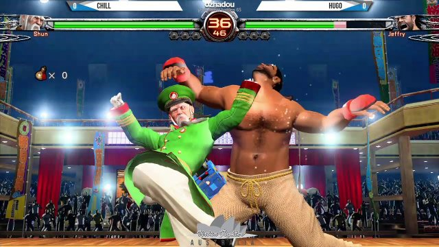 Virtua Fighter 5 Final Showdown (Tournament) - York Street Battles #65