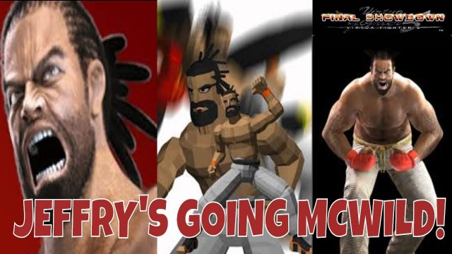 Virtua Fighter 5: Final Showdown- Jeffry's Going McWild! (Xbox Live Gameplay)