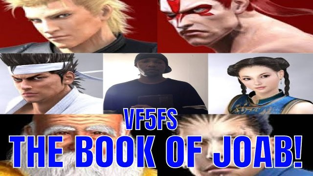 Virtua Fighter 5: Final Showdown- The Book of JOAB! (Xbox live gameplay)