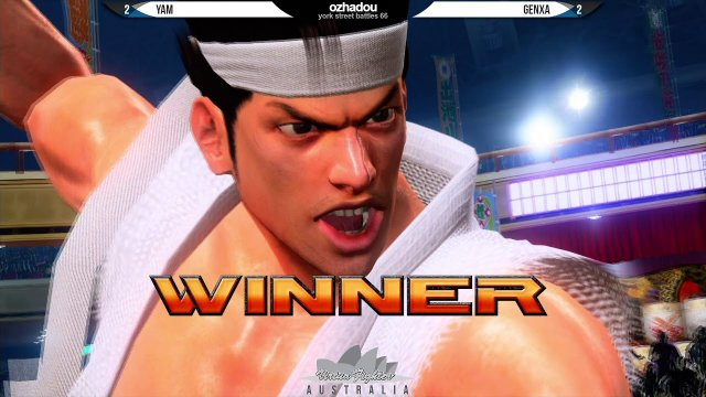 Virtua Fighter 5 Final Showdown - York Street Battles #66