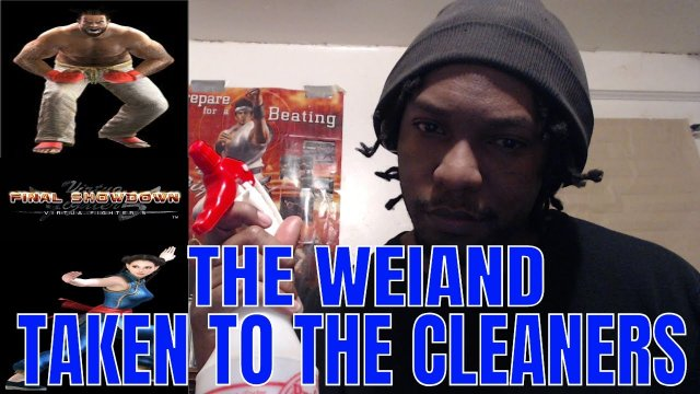 VF5FS- The WEIAND taken to the Cleaners! (Pai vs Jeffry Gameplay)