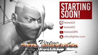 Myke (Kage) vs Chill (Shun) | VF5FS
