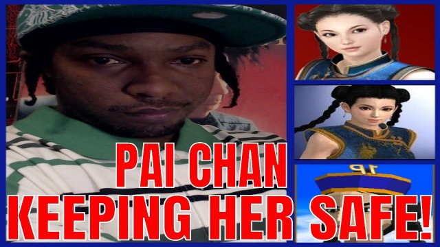 Virtua Fighter 5: Final Showdown- Pai Chan: KEEPING HER SAFE! (Strategy)