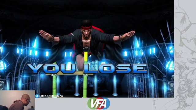Virtua Fighter 5 Final Showdown Online games! The Return of VF! (04.05.2020 Stream Archive)
