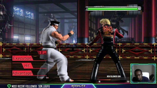Wednesday Night Throw Down Featuring Gentleman Thief  -  VF5 Final Show