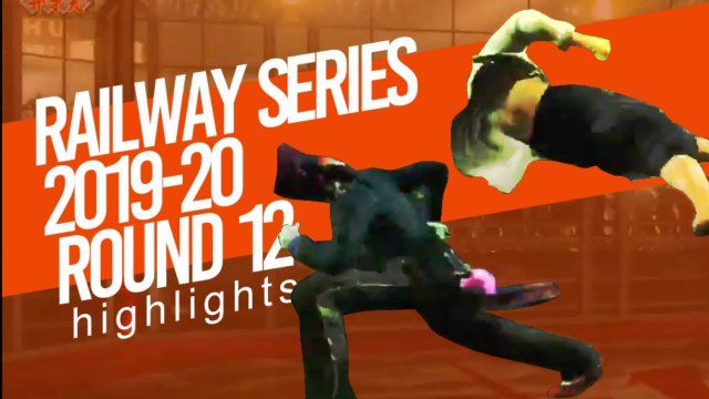 VF5FS Railway Series 2019-20 Round 12 Highlights