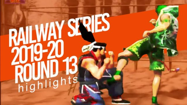 VF5FS Railway Series 2019-20 Round 13 Highlights