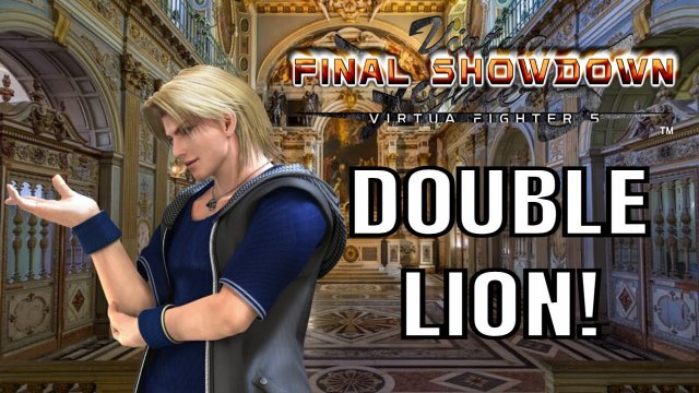VF5FS- DOUBLE LION! (Virtua Fighter 5: Final Showdown)- Lion Matches, FGC, Gaming.