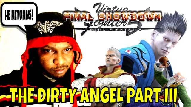 VF5FS- THE DIRTY ANGEL PART 3! (Virtua Fighter 5: Final Showdown)- Lau Chan, Shun Di Matches, FGC.