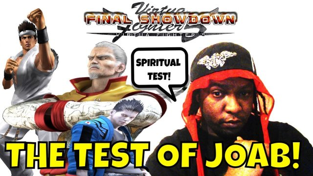 VF5FS- LAU CHAN: THE TEST OF JOAB! (Virtua Fighter 5: Final Showdown)- Matches, Gaming, FGC.