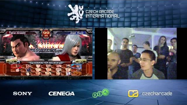 Czech Arcade International 2014 (Prague) VF5FS Brackets and Finals - part 2