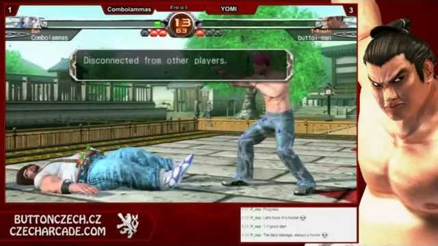 12th EBC: Combolammas (GO) vs YOMI (TA) FT5 with Dural RunBack