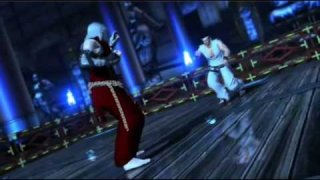 Virtua Fighter 5 R - Campaign for console release
