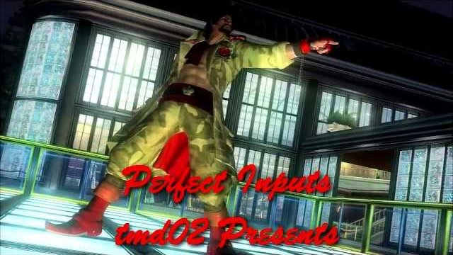 "Virtua Fighter 5: Final Showdown Brad Burns Combo Video - ""Checkmate!"""