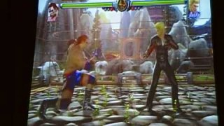 WCG 2009 USA Finals - Virtua Fighter 5 - ChiefFlash vs Denkai GF