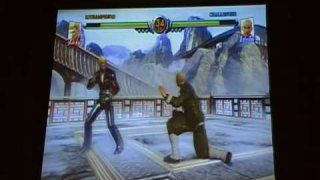 World Cyber Games 2009 USA Finals - Virtua Fighter 5 - Denkai (JA) vs CidKid (LE)