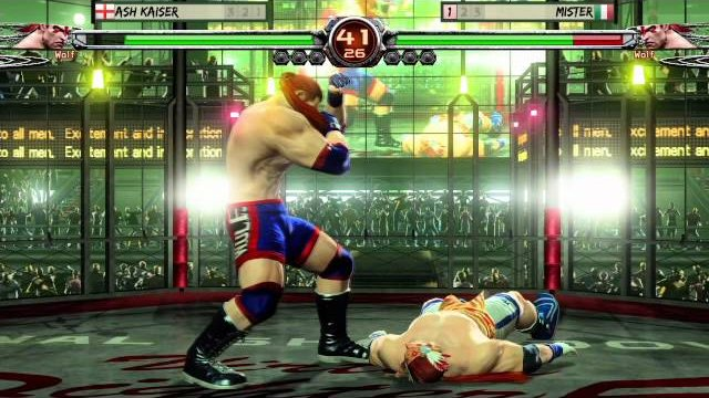 Virtual Fighter 5: FS Losers Finals @ Sakura Fight Festa 2015