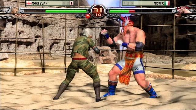 Virtual Fighter 5: FS Grand Finals @ Sakura Fight Festa 2015