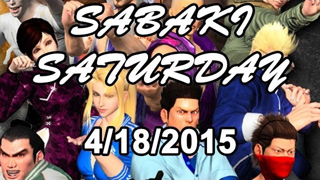 SABAKI SATURDAY VF at UGC FINALS 4/18/2015