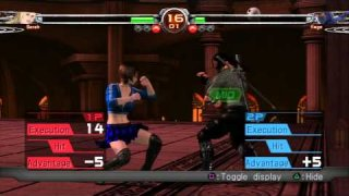 VF5FS Sarah (spliffy baz) vs Kage (dark nova)