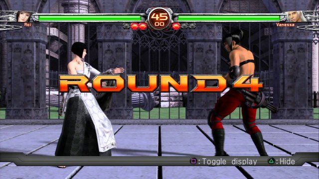 VF5FS Aoi (spliffy baz) vs Sarah (dark nova void)