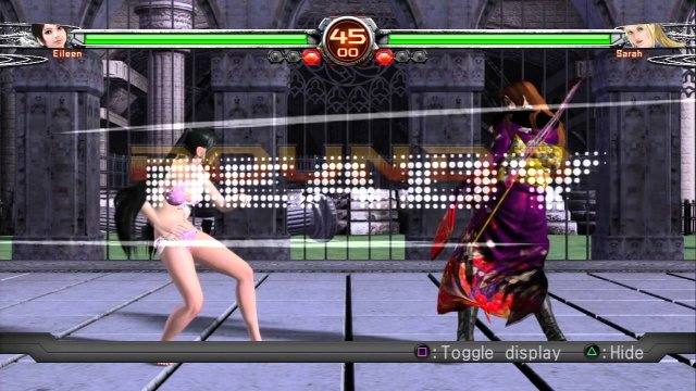 VF5FS Eileen (spliffy baz) vs Sarah (dark nova void)