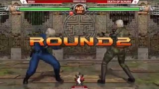 Virtual Fighter 5 Grand Finals Canada Cup 2015