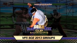 VF5 Sega Cup Europe 2013 • Groups • Round Robin