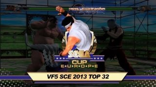 VF5 Sega Cup Europe 2013  • Top 32 • Double Elimination Stage