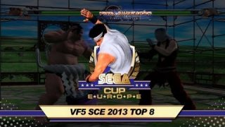 VF5 Sega Cup Europe 2013 • Theatrical Top 8