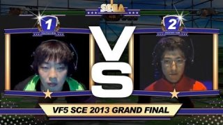 VF5 Sega Cup Europe 2013 • Grand Final • RZR Itabashi Zangief vs Ash