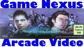 Game Nexus Arcade Video Virtua Fighter 4 Evolution (2002 Sega AM2 Naomi 2 GD-Rom) Real Hardware