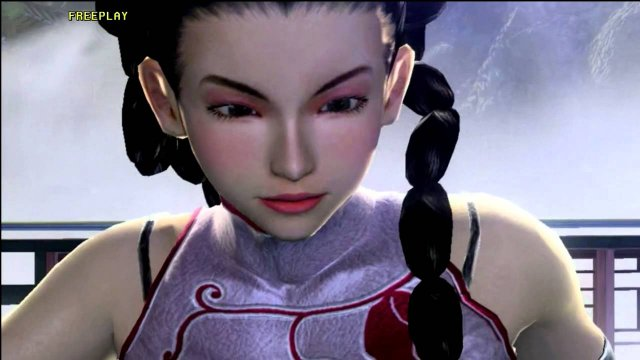 Game Nexus Arcade Attract Mode Intros Virtua Fighter 5 Version B (2006 Sega Lindbergh)