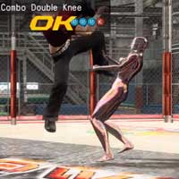Combo Double Knee / 1st Part