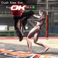 Crush Knee Kick